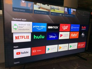 "Sony 55"" 4K UHD Android Smart TV for Sale in Las Vegas, NV"