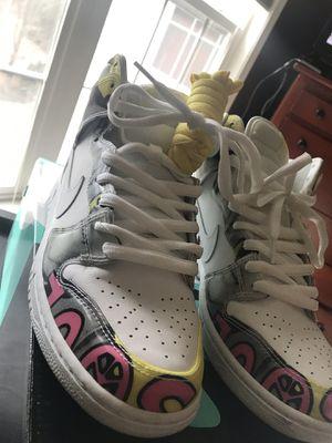 Nike Dunk High PRM DLS SB QS men's 10.5 for Sale in Ashburn, VA