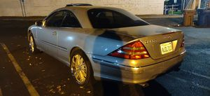 Mercedes CL 500 parting out for Sale in Concord, CA