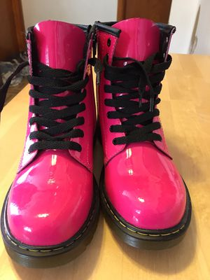 Doc Martens Hot pink boots for Sale in Providence, RI