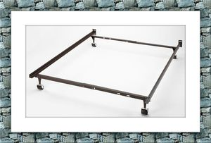 Twin full Queen metal bed frame New for Sale in Hyattsville, MD