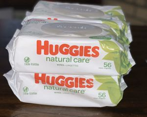 Huggies Natural care wipes - 56 count for Sale in Austin, TX