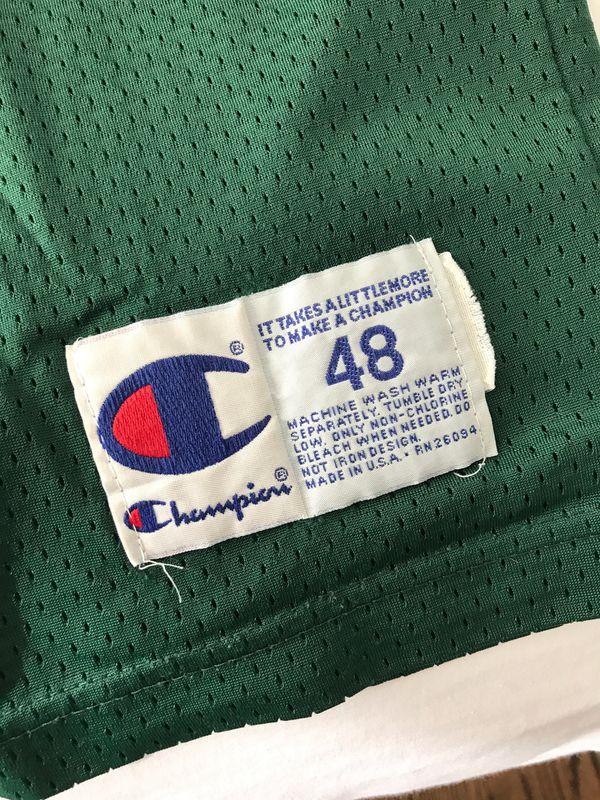 Vintage Brett Farve #4 Green Bay Packers Jersey