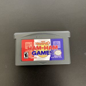 Hamtaro Ham Ham Games GBA for Sale in Ontario, CA