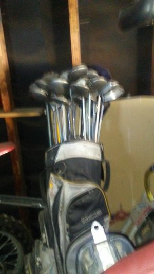 Golf clubs for Sale in Fullerton, CA