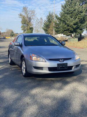 2003 Honda Accord LX for Sale in Tacoma, WA