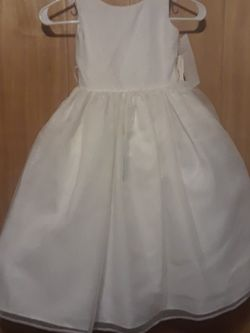 Girls Dress / Flower Girl Dress/ Baptism Dress/ First Communion Dress for Sale in Fort Lauderdale,  FL