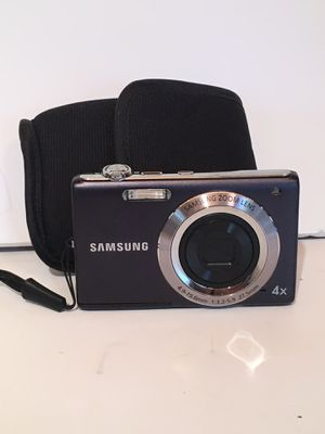 Samsung Digital Camera and Case No Charging Cord for Sale in Raleigh, NC