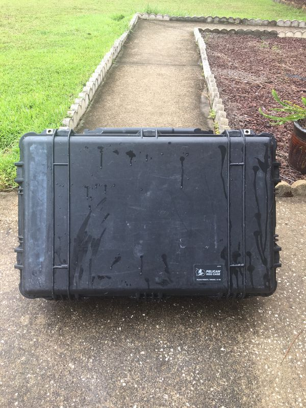 Pelican 1650 Travel Case