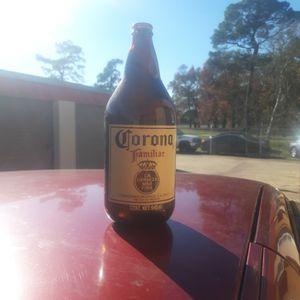 Vintage Corona Familiar 940ml Empty glass Bottles for Sale in Houston, TX
