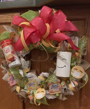 Essentials Wreath/ door hanger for Sale in Queen Creek, AZ