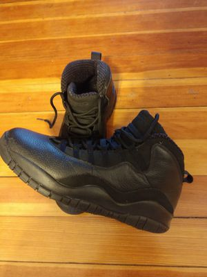 Jordan Retro 10 - size 13 - lightly worn for Sale in Quincy, MA