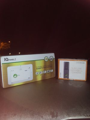 Doorbell camera and monotor for Sale in Austin, TX