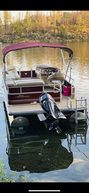 Pontoon Boat Party Barge 20 DLX for Sale in Antioch, CA