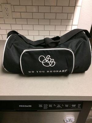 Medium hookah duffle bag for Sale in Las Vegas, NV