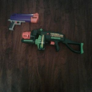 2 Nerd Guns CASH ONLY, meet At Bexely Police Station for Sale in Columbus, OH
