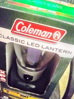 Coleman Classic Lantern, 190 Lumens LED for Sale in Victorville, CA