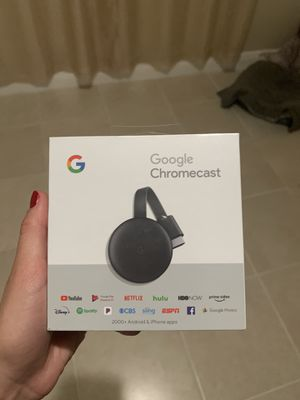 Google Chromecast for Sale in Hialeah, FL