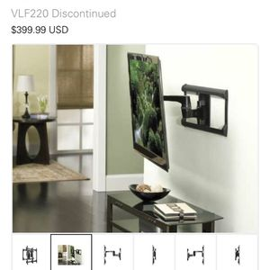 Sanus Full-Motion TV Wall Mount VLF200 for Sale in Renton, WA