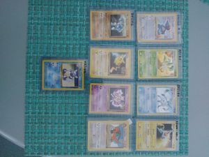 Pokemon 9 card Mixed Lot for Sale in Toms River, NJ