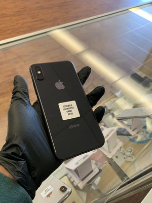 IPhone X T-Mobile/Metropcs for Sale in West Sacramento, CA