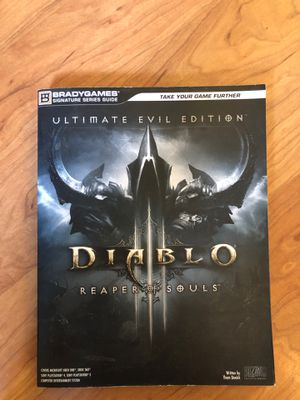 Diablo 3: Ultimate Evil Edition for Sale in Bridgeton, MO