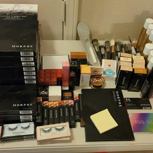 Multiple palettes, foundations. Lip stick, lip gloss, and more for Sale in Rancho Cucamonga, CA
