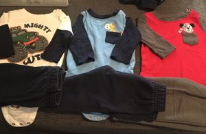 12 month boy's clothing for Sale in Clanton, AL