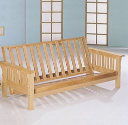 Wooden Futon Frame for Sale in Damascus,  OR