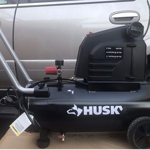 Husky Compressor for Sale in San Bernardino, CA