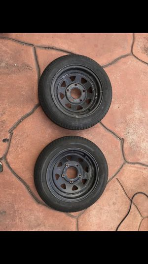 Trailer Rims and Tires for Sale in Miami, FL