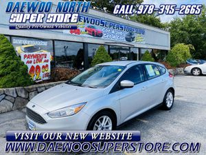2018 Ford Focus for Sale in Lunenburg, MA