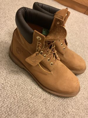 Timberland Boots Butter Size 10.5 timbs for Sale in Arlington, VA