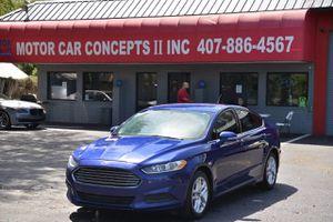 2014 Ford Fusion for Sale in Apopka, FL