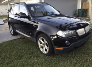 2010 BMW (X3 )EXCELLENT CONDITION for Sale in Naples, FL