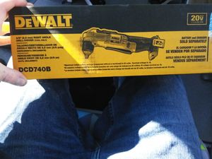 """DeWalt 3/8"""" Right Angle Drill for Sale in Lacey, WA"""