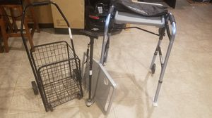Walker and extras for Sale in Des Plaines, IL