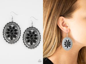 Absolutely apothecary black earring for Sale in Gaithersburg, MD