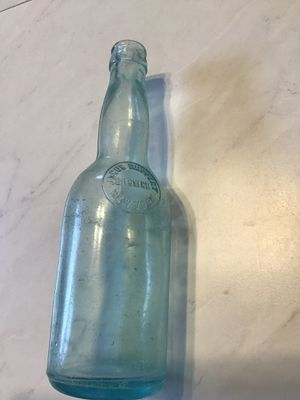 Jacob Ruppert Brewing Vintage Embossed Glass Bottle (NY) for Sale in Goodlettsville, TN
