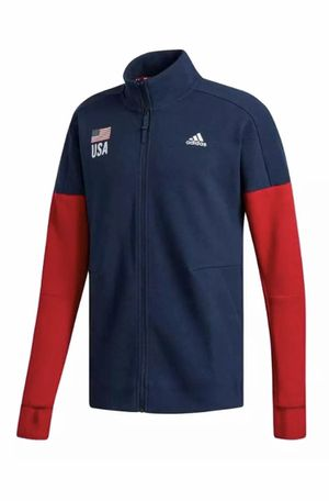 Adidas Usa Volleyball Warm Adidas - New with tags Size M for Sale in Buckhannon, WV