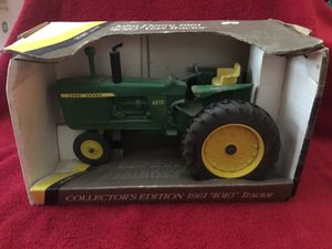 Vintage 1961 John Deere 4010 collectors edition tractor for Sale in Maricopa, AZ