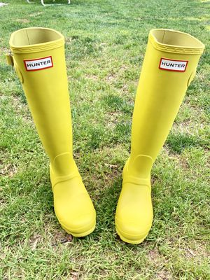 Hunter Boots for women SZ 5 for Sale in Rockville, MD