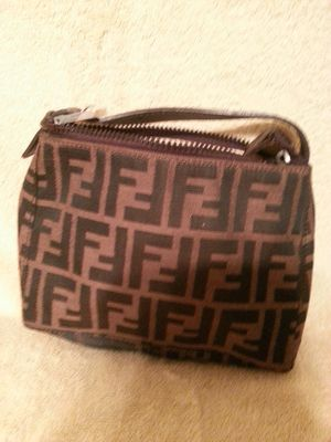 #15. Vintage Authentic small Fendi Bag with handle for Sale in NEW CARROLLTN, MD