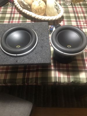 Jl w7 subs for Sale in Chicago, IL