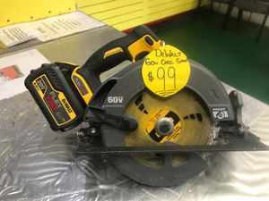 Dewalt circular saw for Sale in Washington, DC