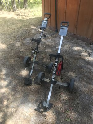 Bag boy golf cart for Sale in Bend, OR