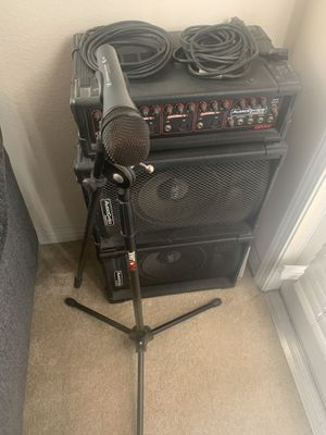 PA system for Sale in Orange, CA