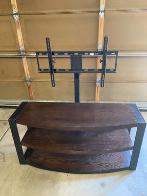TV Stand with Mount for Sale in Denver, CO