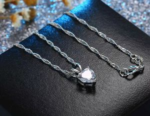 $8 new silver plated adjustable CZ necklace for Sale in Ballwin, MO