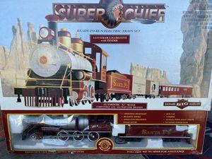 Bachmann G-Scale Super Chief Train set for Sale in Tacoma, WA